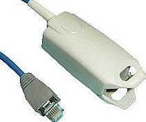 palco adult finger clip spo2 sensor rj11 6p6c