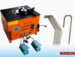 rebar bending machine ce approved