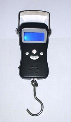 ocs 2 blue backlight fishing tools digital luggage scale