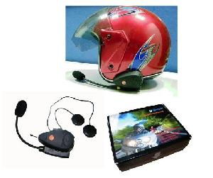 bluetooth helmet headset