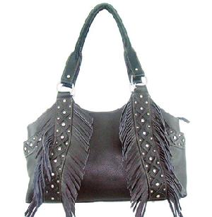 litchi veins soft leather handbag