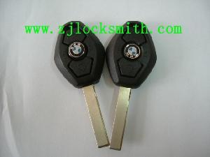 bmw 2 4 track remote key shell