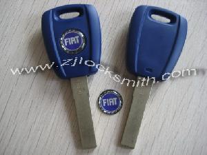 fiat key shell chip
