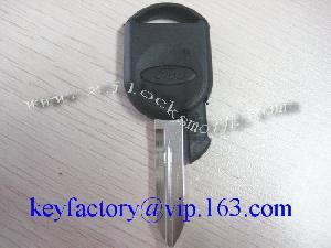 ford fo38 key shell space 4d chip