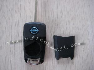 opel flip remote shell 3button