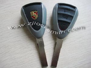 porsche 911 3button remote key