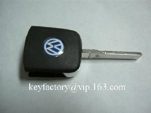 vw flip key 48 transponder