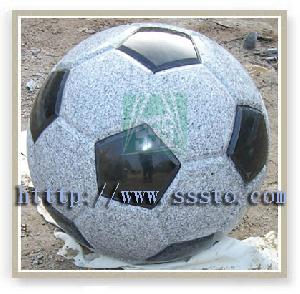 granite football stone carvings granit ball