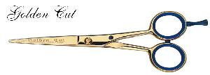 hair scissors shears golden cut