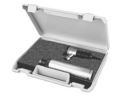 otoscope hard plastic box