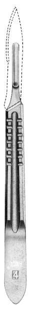 scalpel handle 4