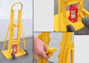 cable jacks drum jack stand