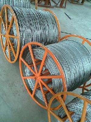 non rotating wire hexagonal steel rope