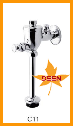 brass urinal flush valve toliet faucet