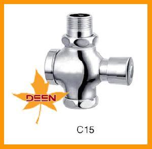 flush valve faucet