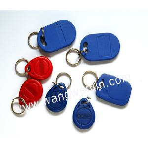 abs key tag electric label