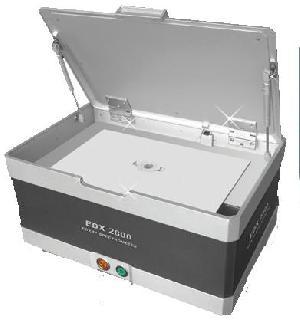 rohs analyzer x ray fluorescence spectrometer