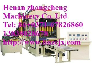 4 18 block shaping machine