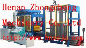 qyt6 15b block shaping machine