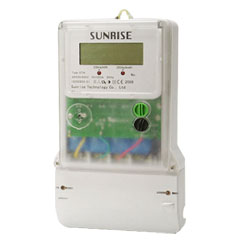 poly phase multi electricity energy meter