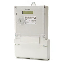 poly phase multi tariff electricity energy meter