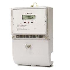 phase anti tamper energy meter