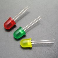 10mm round led