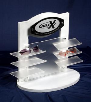 glasses acrylic display