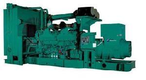 cummins diesel genset generating generator