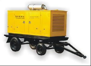 protable diesel generator genset generating