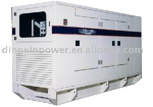 soundproof silent soundless diesel generator genset generating 8kw 2000