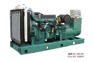 volvo diesel generator genset generating