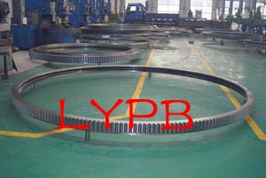 ball cylindrical roller combined slewing bearing
