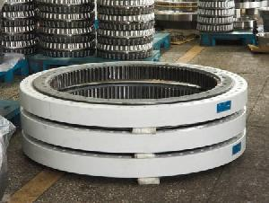 row roller bearing slewing ring