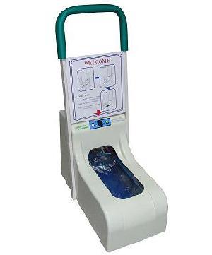 sk ch micro computer shoe cover dispenser