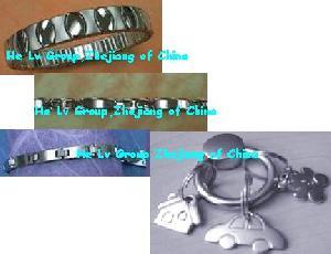 metal chain bracelet stainless steel decorati