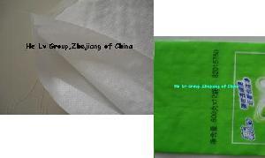 pp woven bag polypropylene knitting packing plastic pa