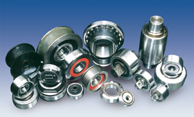 Wd Brand Combined Bearing, Fork Lift Bearing, Mast Guide Bearing From Wd Bearing Corporation