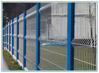 fencing mesh panels