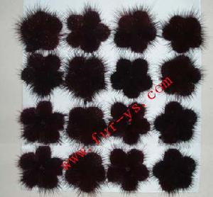 fur flower