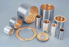 bimetal bush bearing cupb10sn10