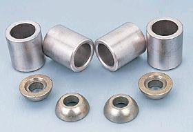 bronze iron sintered bushing oil impregnated