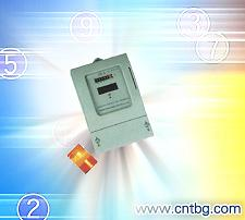 Dtsy989 Single Phase Prepayment Watt Hour Meter