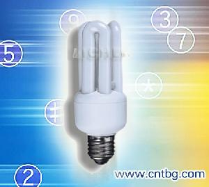 3u energy saving lamp bulb lighting cfl