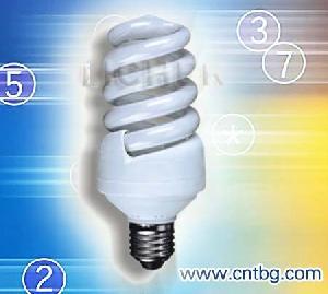 spiral energy lamp bulb eneryg saving cfl