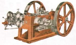 wood screws machine