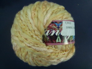 wool acrylic mixed yarn