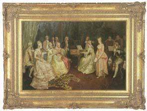 handmade oil painting frame