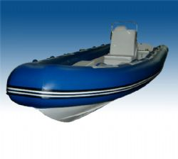 rigid inflatable boat hlb 520