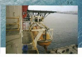 lifeboat rescue boat davit